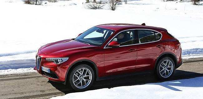70 New 2019 Alfa Romeo Stelvio Release Date Redesign And Review