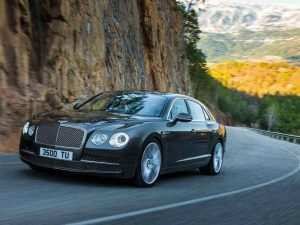70 New 2019 Bentley Flying Spur Speed Reviews