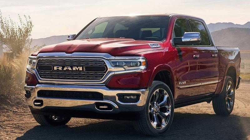 70 New 2019 Dodge Ram 1500 Engine Price And Release Date