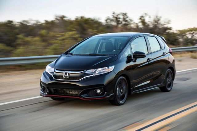 70 New 2019 Honda Fit Engine Review