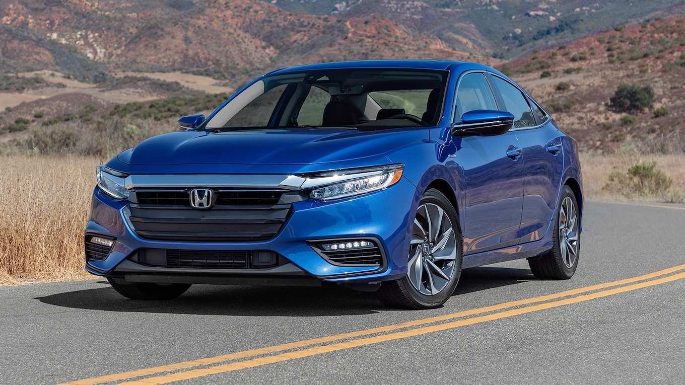 70 New 2019 Honda Insight Release Date
