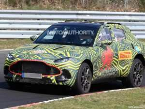 70 New 2020 Aston Martin Dbx Price Design and Review