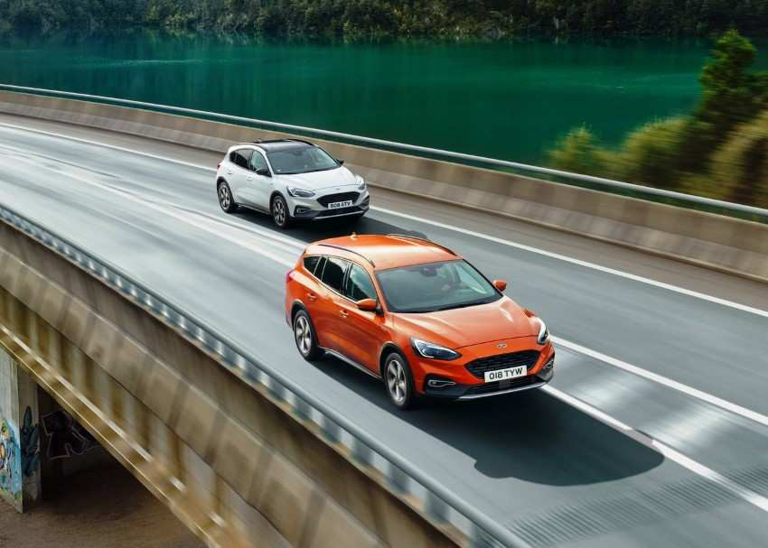 70 New 2020 Ford Focus Active Photos