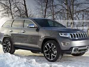 70 New 2020 Jeep Grand Cherokee Redesign Exterior