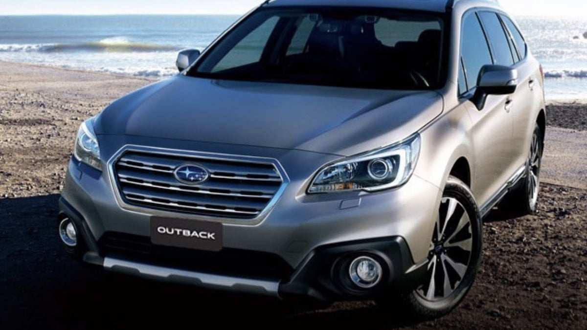70 New Subaru Outback 2020 Japan Price And Review