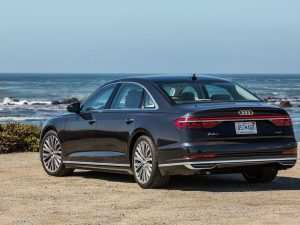 70 The 2019 Audi A8 Features Model