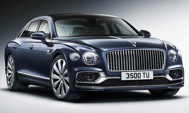 70 The 2019 Bentley Flying Spur Speed Redesign and Review