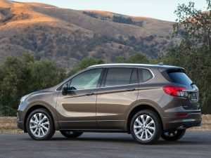 70 The 2019 Buick Envision Images