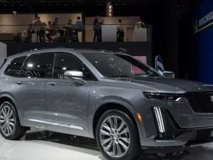 70 The 2019 Cadillac Xt6 Wallpaper