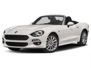 70 The 2019 Fiat 124 Spider Lusso Model