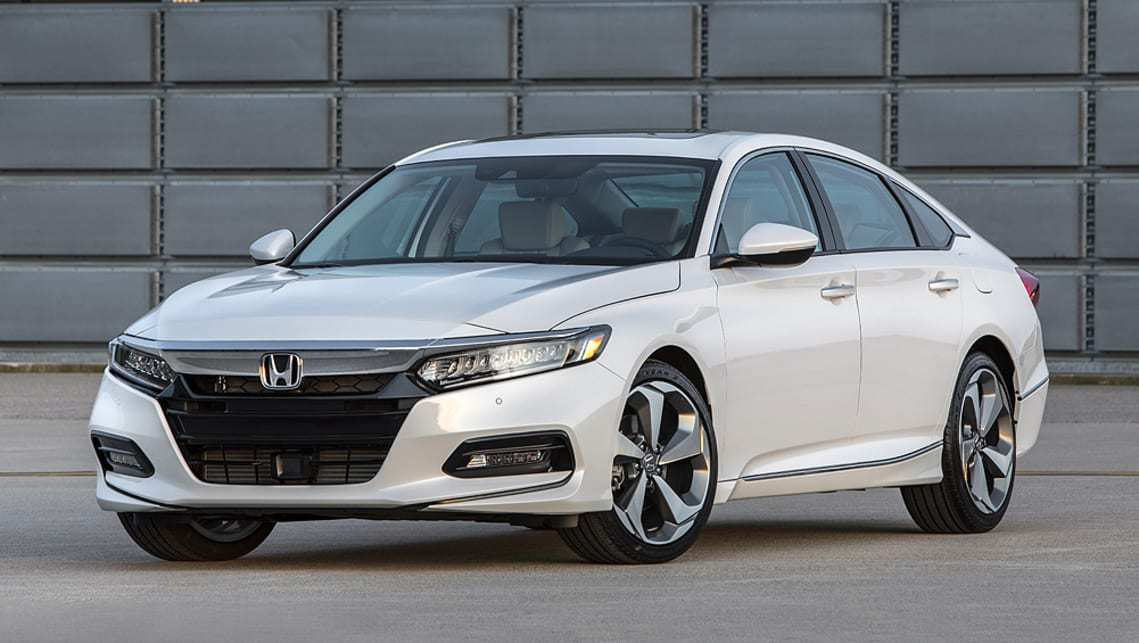 70 The 2019 Honda Accord Wagon Redesign And Review
