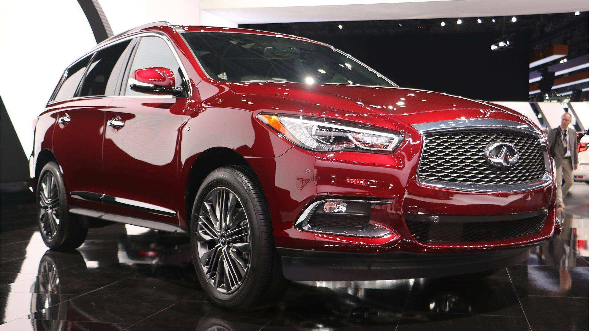 70 The 2019 Infiniti Suv Models Pictures