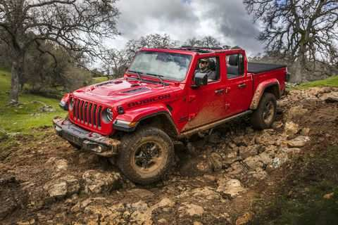 70 The 2019 Jeep Gladiator Price First Drive