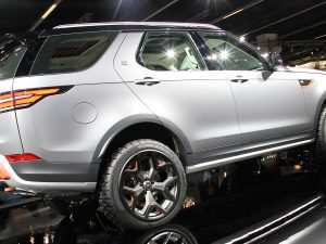 70 The 2019 Land Rover Discovery Svx Release Date