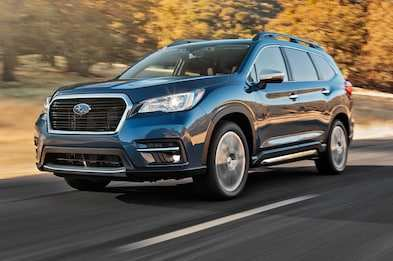 70 The 2019 Subaru Ascent Mpg Performance And New Engine