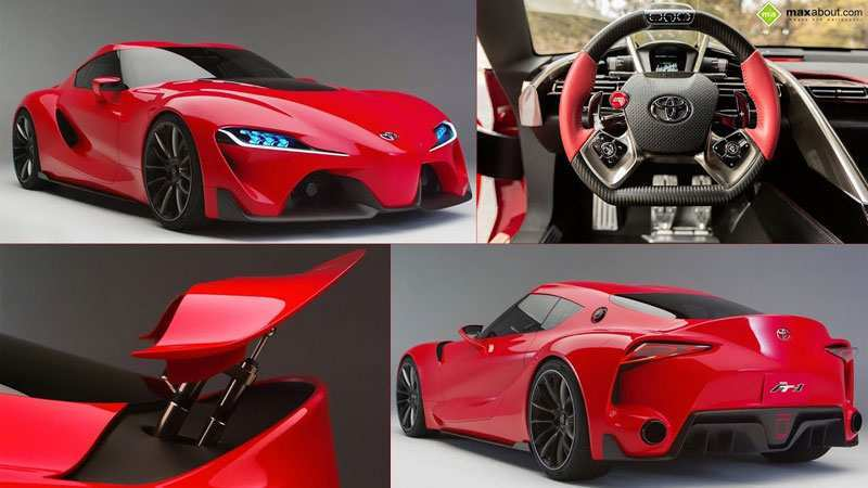 70 The 2019 Toyota Ft 1 Exterior And Interior