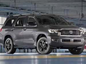 70 The 2019 Toyota Sequoia Spy Photos Redesign and Review