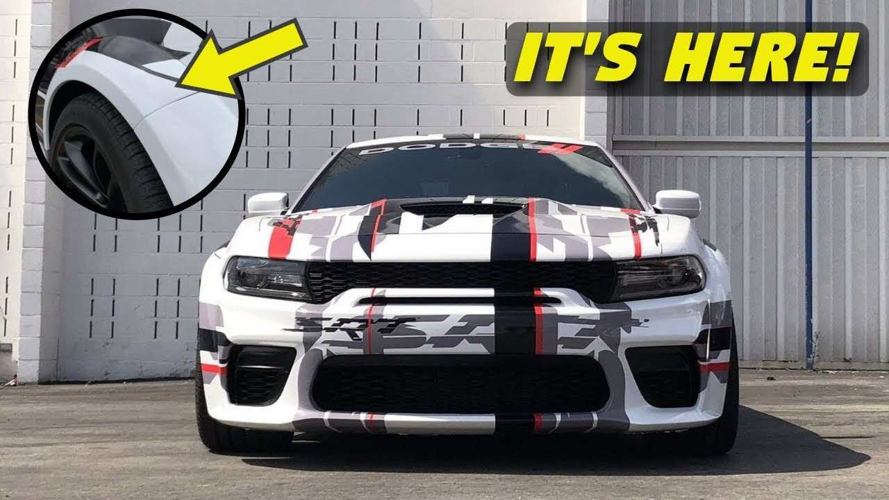 70 The 2020 Dodge Charger Widebody Images