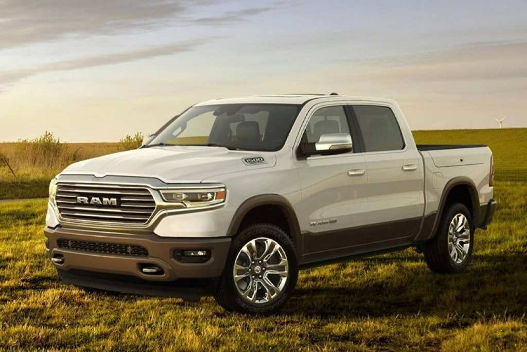 70 The 2020 Dodge Pickups Price Design And Review
