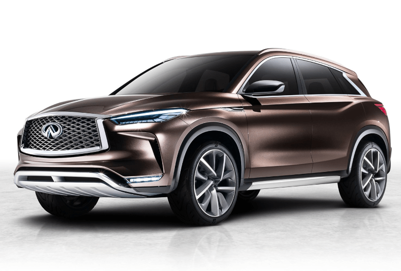 70 The 2020 Infiniti Qx60 Exterior and Interior
