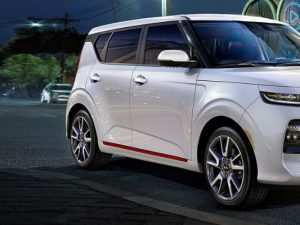 2020 Kia Soul Yellow