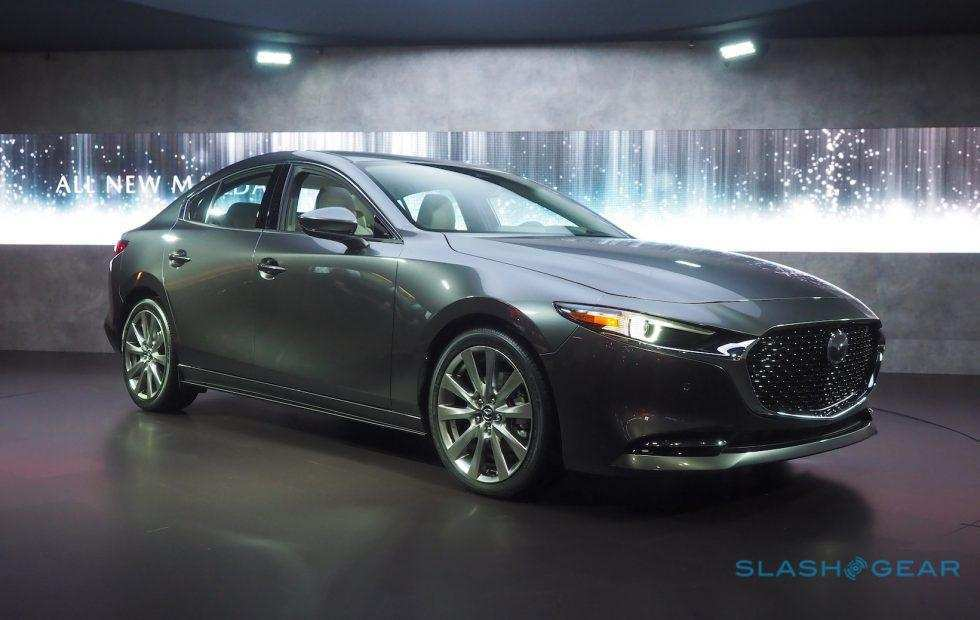 70 The 2020 Mazda 3 Images First Drive