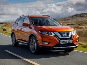 70 The 2020 Nissan X Trail Configurations