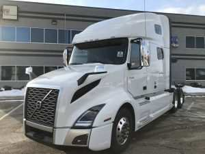 70 The 2020 Volvo Truck Exterior