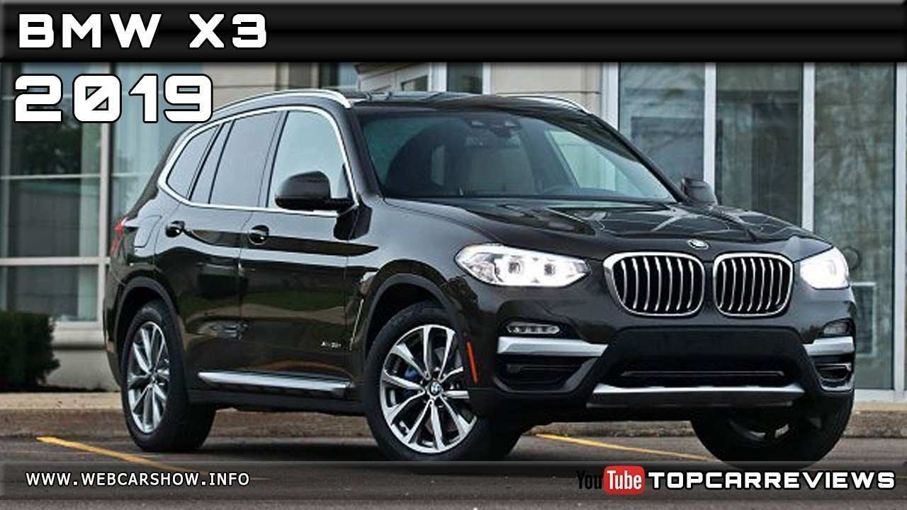 70 The Best 2019 Bmw X3 Release Date Price
