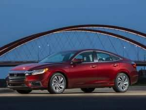 70 The Best 2019 Honda Insight Review Price