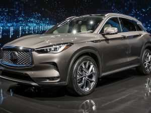 70 The Best 2019 Infiniti Concept Style