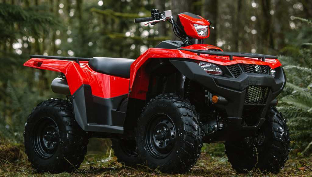 70 The Best 2019 Suzuki Atv Spy Shoot