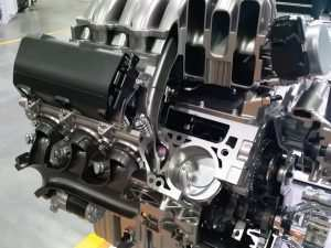 2020 Chevrolet 6.6 Gas Engine
