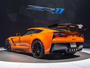 70 The Best 2020 Chevrolet Corvette Zr1 Price and Release date