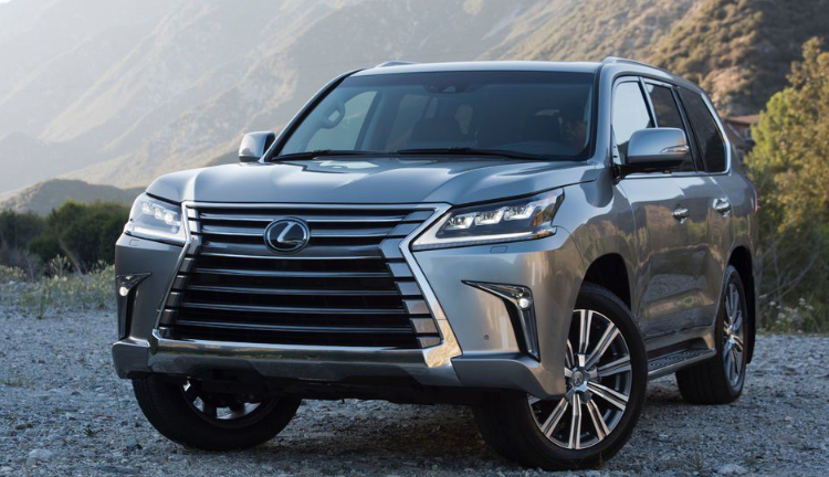 70 The Best Lexus Lx 570 Year 2020 Spy Shoot
