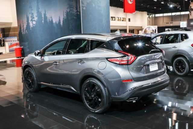 70 The Best Nissan Murano 2020 Model Exterior And Interior