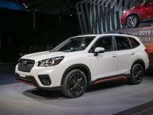 70 The Best Subaru Forester 2019 Hybrid Pictures