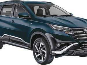 70 The Best Toyota Upcoming Suv 2020 Specs
