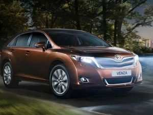 70 The Best Toyota Venza 2020 Model Redesign and Review