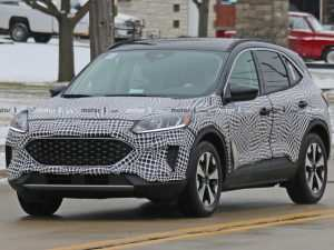 70 The Ford Hybrid Suv 2020 Release