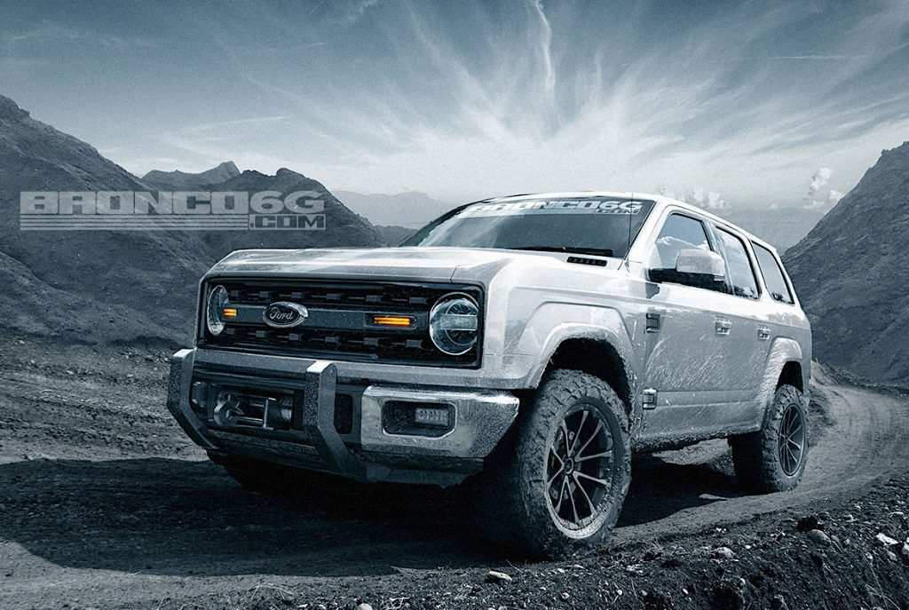 70 The Images Of 2020 Ford Bronco Model