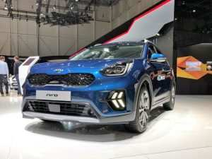 70 The Kia Niro 2019 Review