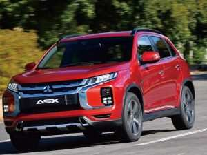 70 The Mitsubishi Asx 2020 Km77 Pictures
