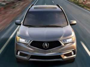 70 The New Acura Mdx 2020 Photos