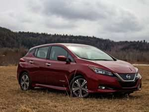 70 The Nissan Leaf 2020 Canada Performance
