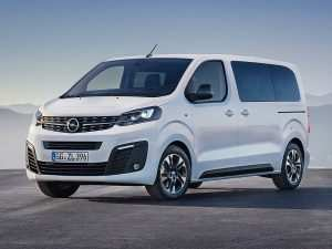 70 The Opel Zafira Life 2020 Review