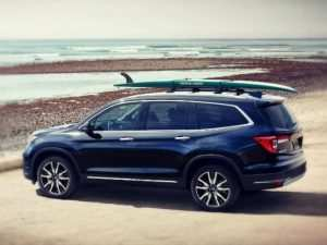 70 The When Does The 2020 Honda Pilot Come Out Spy Shoot