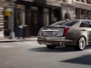 71 A 2019 Cadillac Sedan Release Date and Concept