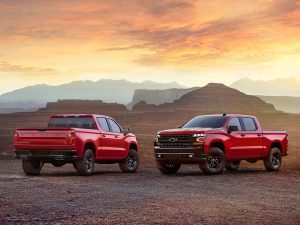 71 A 2019 Chevrolet Silverado 1500 Review Price and Release date