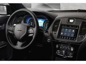 71 A 2019 Chrysler 300 Interior Review and Release date
